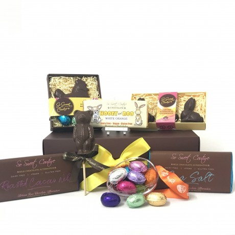 Dairy Free Easter Chocoholics Hamper