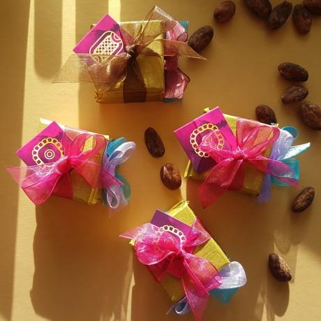 Artisan Raw Chocolate Trio