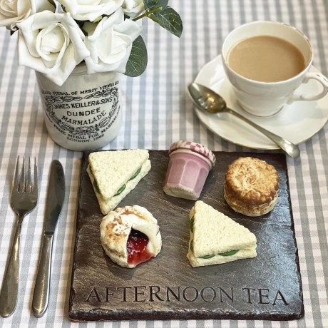 Chocolate Afternoon Tea
