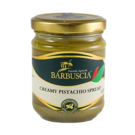sweet pistachio spread