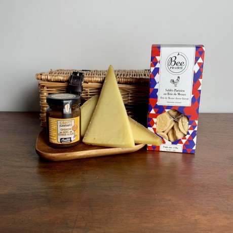 Cheese Gift Hamper - comte