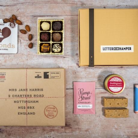 Mother's Day Letter Box Gift Hamper