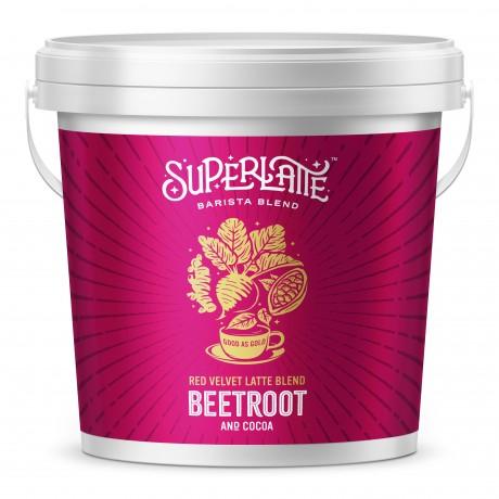 Red Velvet Latte Blend - Beetroot & Cocoa 750g