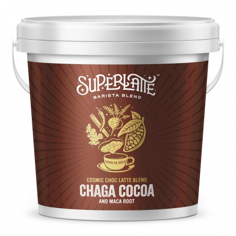 Cosmic Choc Latte Blend - Cocoa, Chaga and Maca Root 750g