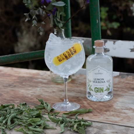 Organic Hand-Harvested Lemon Verbena Gin (50cl)