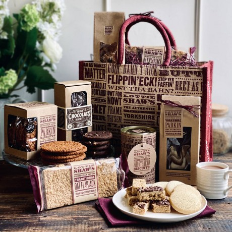 Large Yorkshire Gift Bag of Treats