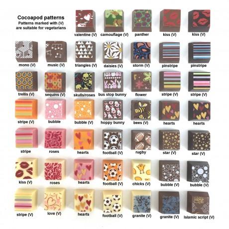 Cocoapod chocolates NEW HOME Chocolate Gift