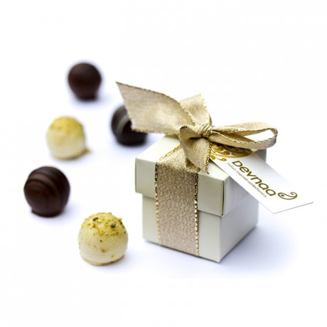 Indian-inspired Chocolate Box Favours - 2 Piece