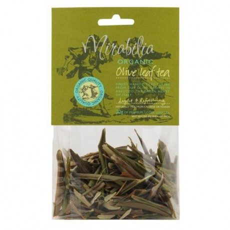 Organic Olive Leaf Tea - 2 pack