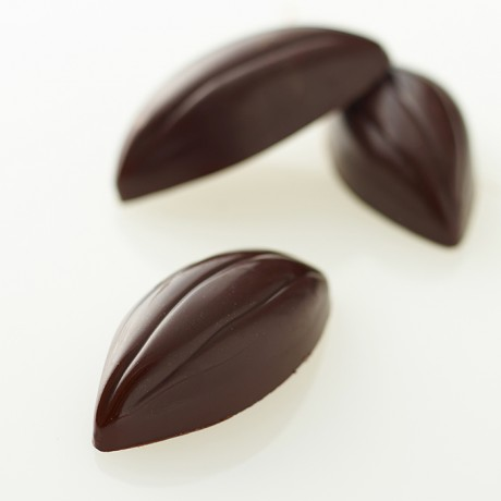 70% Dark chocolate ganache