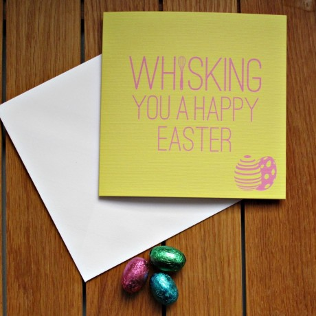 Whisking You A Happy Easter Card