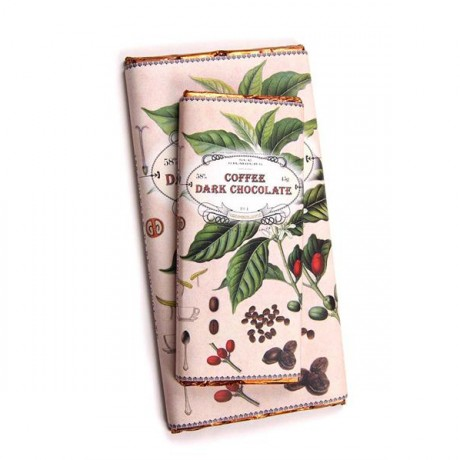 Handmade Botanicals Coffee Dark Chocolate Bars (3 pack)