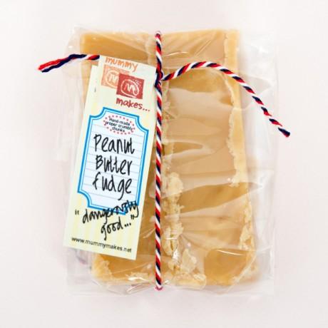 Handmade Peanut Butter Fudge