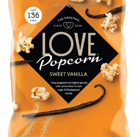 LOVE Popcorn Sweet Vanilla