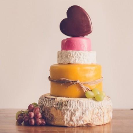 The Big One Cheese Celebration Cake