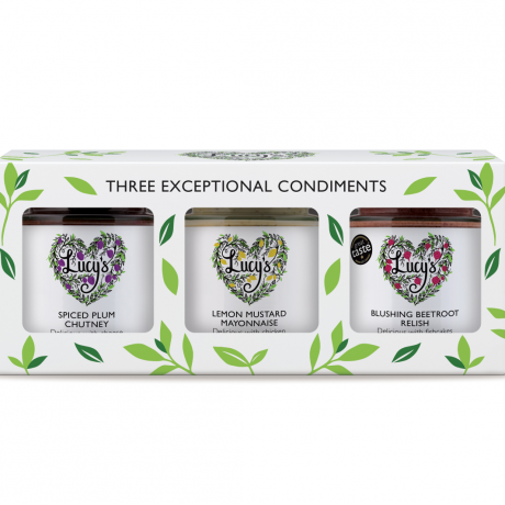 Lucy's Condiment Gift Set