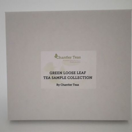 Green Tea Sample Box