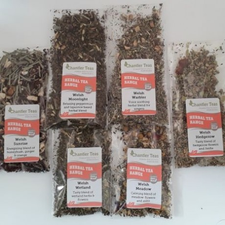 Herbal Tea Sample Set