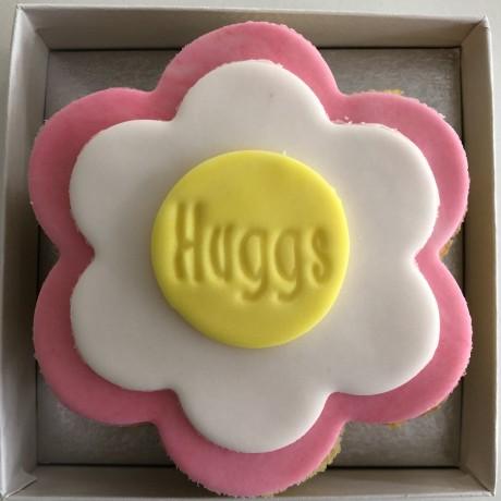 Personalised Flower Letterbox Cake