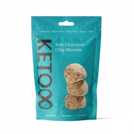 Raw KETO Chocolate Chip Macaroon