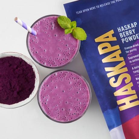 Haskapa - Freeze Dried Haskap Berry Powder