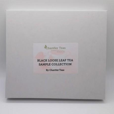 Black Tea Sample Box