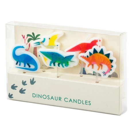 dinosaur birthday cake toppers