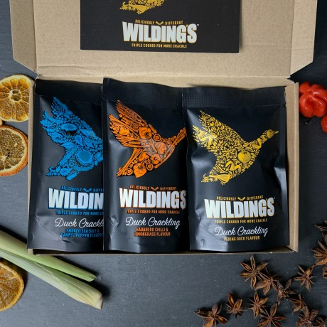 Wilding's Duck Crackling Gift Box