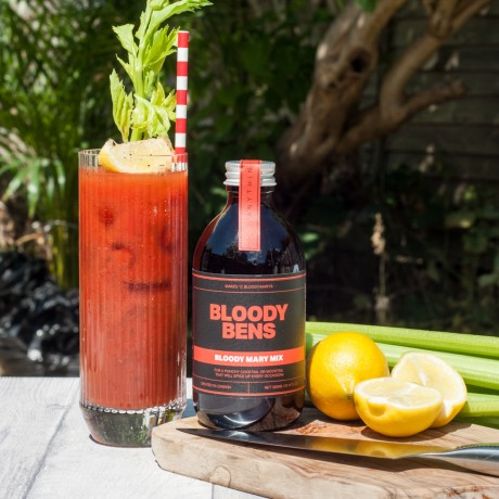 Bloody Mary Time!