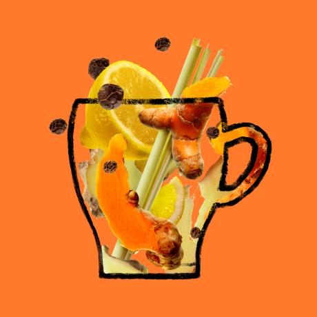TEA REX - Fresh Fruit & Root Mixed Pack