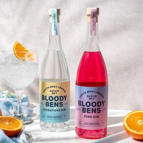 Bloody Bens Gin