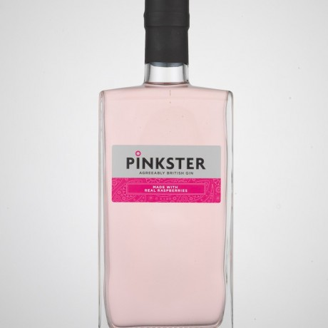Original Pinkster Raspberry Gin (70cl)