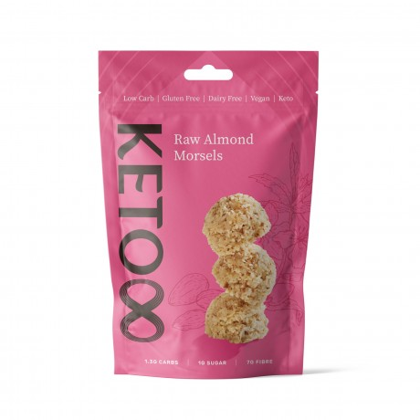 Raw KETO Almond Macaroon