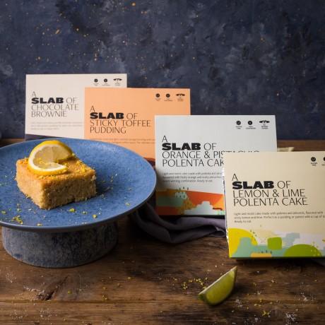 Gluten & Refined Sugar Free Puddings Gift Box (4 Puddings)