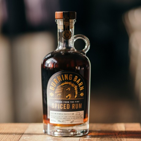 Burning Barn - Toasted Coconut Spiced Rum (70cl)