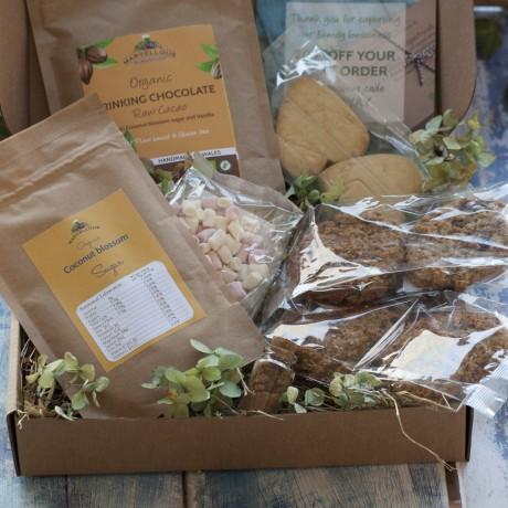 Chocolate Treats – Hamper (Vegan and gluten free)