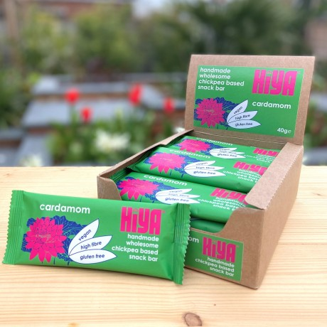 All Natural Goodness Snack Bars - Cardamom (Box of 15)