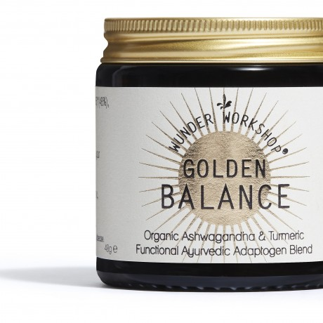 Golden Balance (Adaptogen - Golden Turmeric Blend)