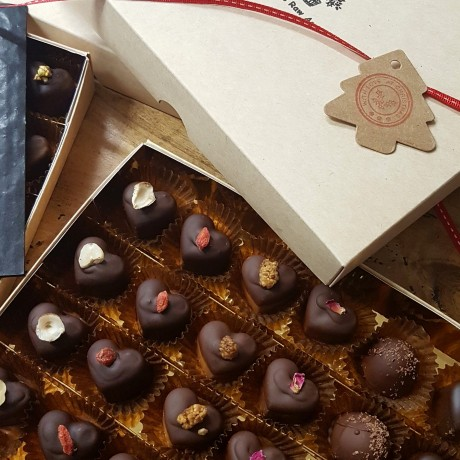 Mixed Truffle Box Selection