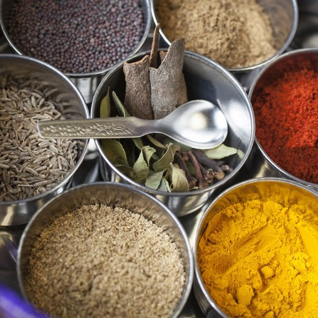 Indian Spice Tin with 11 Spices