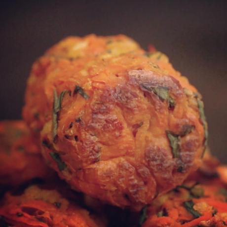 Falafel (Gluten Free & Vegan)