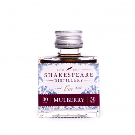 Mulberry Gin & Tonic Gift Set