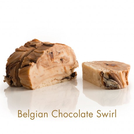 Belgian Chocolate Swirl