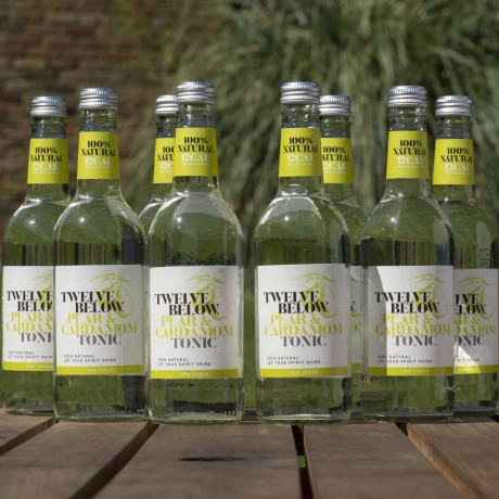 Pear & Cardamom Tonic 500ML - Pear & Cardamom (Case of 8)
