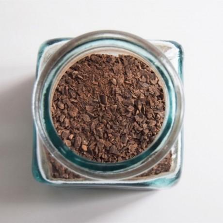 Calm Cocoa Drinking Chocolate Jar Flakes