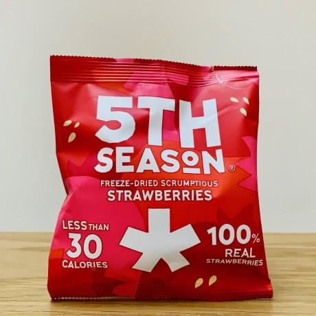 5th Season freeze-dried strawberries