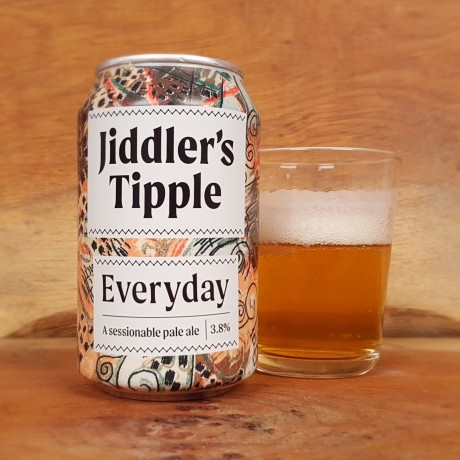 Lower Alcohol Everyday Pale Ale 3.8% (4 Cans)