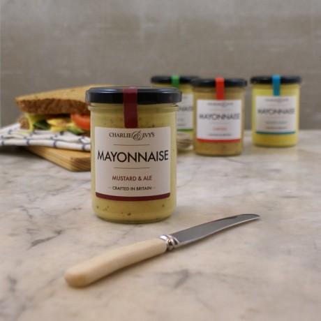 Lemon & Dill Mayo Group
