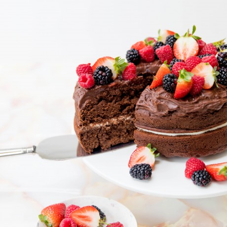 Vegan & Gluten Free Cake Mix Bundle - Chocolate & Banana Cakes