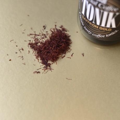 Social Coffee TONIK - Saffron Gold (Bar Edition)